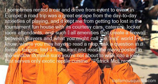 Patrick McEnroe Quotes
