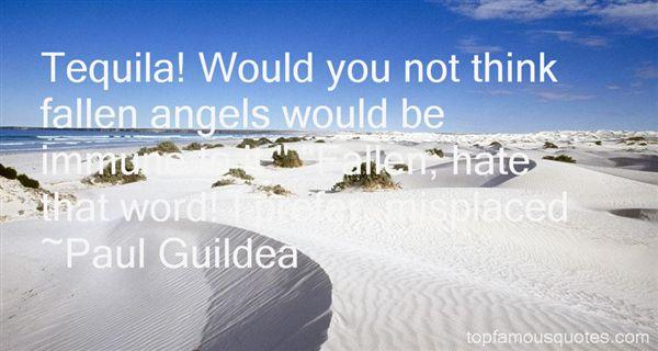Paul Guildea Quotes