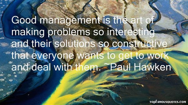Paul Hawken Quotes