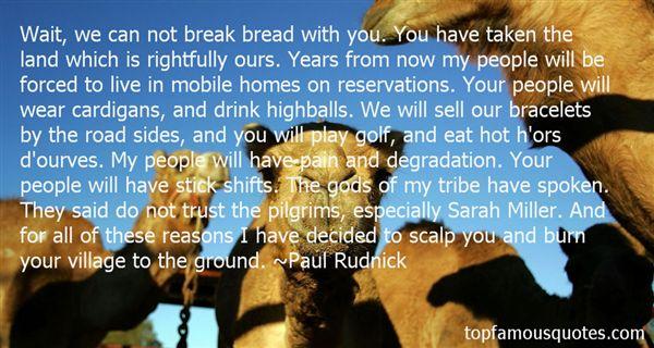 Paul Rudnick Quotes
