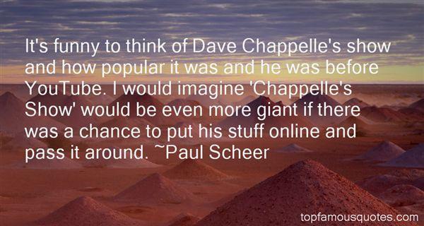 Paul Scheer Quotes