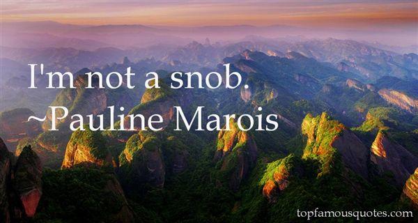 Pauline Marois Quotes