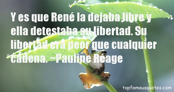 Pauline Réage Quotes