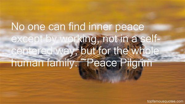 Peace Pilgrim Quotes