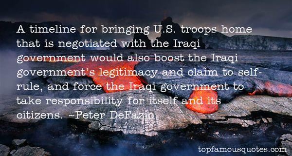 Peter DeFazio Quotes