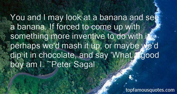 Peter Sagal Quotes