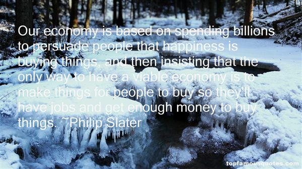 Philip Slater Quotes