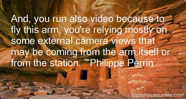 Philippe Perrin Quotes