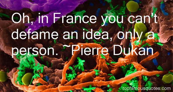 Pierre Dukan Quotes