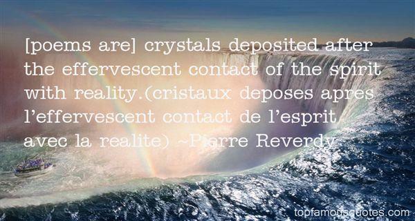 Pierre Reverdy Quotes