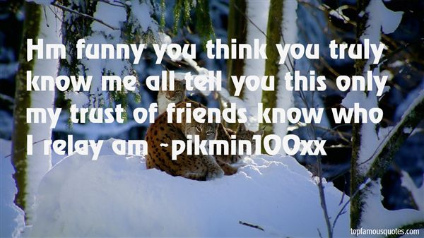 Pikmin100xx Quotes