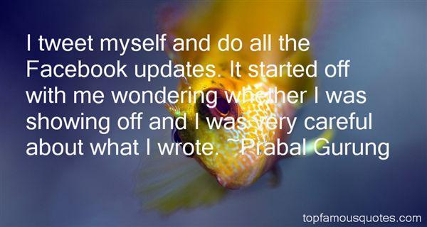 Prabal Gurung Quotes