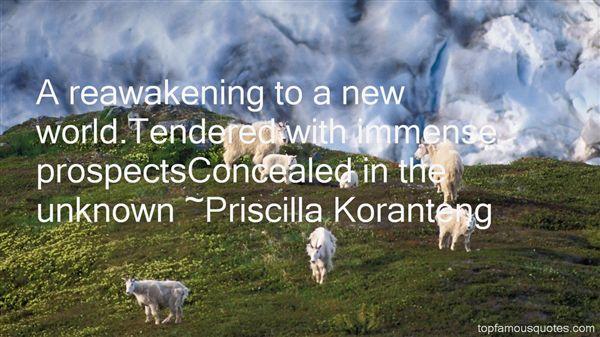 Priscilla Koranteng Quotes