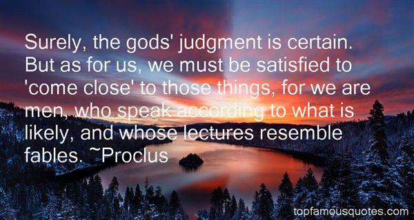 Proclus Quotes