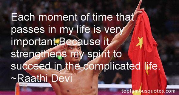 Raathi Devi Quotes