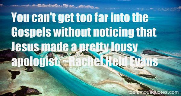 Rachel Held Evans Quotes