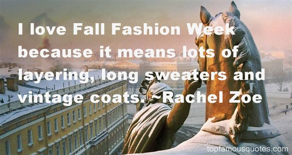 Rachel Zoe Quotes