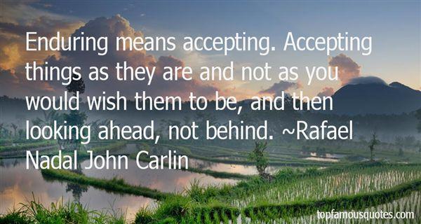 Rafael Nadal John Carlin Quotes