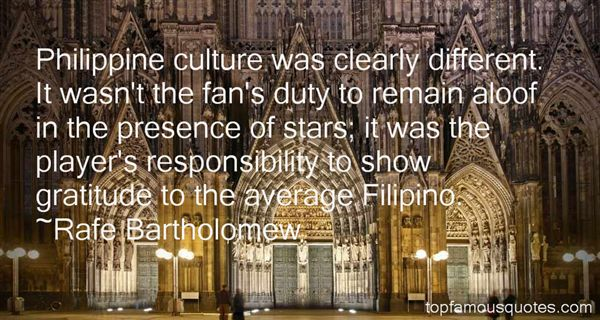 Rafe Bartholomew Quotes
