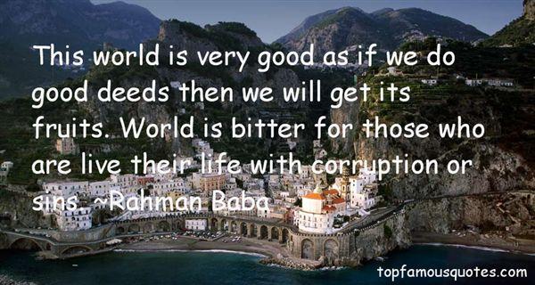 Rahman Baba Quotes