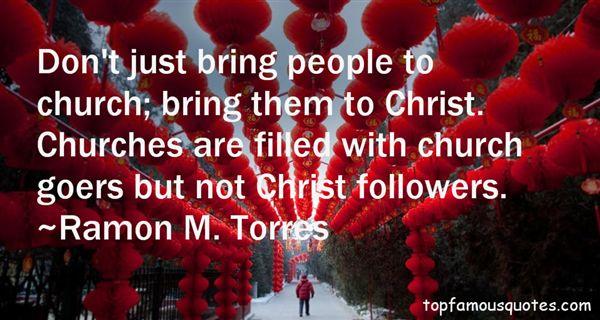 Ramon M. Torres Quotes