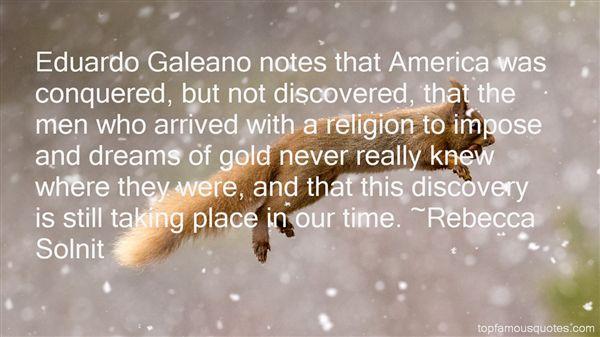 Rebecca Solnit Quotes