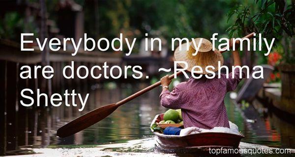 Reshma Shetty Quotes