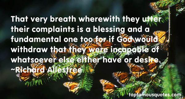 Richard Allestree Quotes