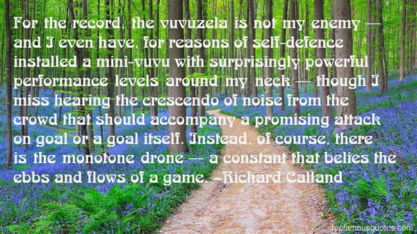 Richard Calland Quotes