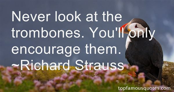 Richard Strauss Quotes