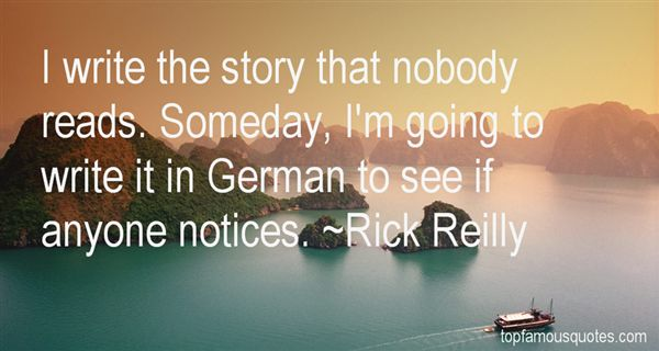 Rick Reilly Quotes