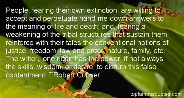 Robert Coover Quotes