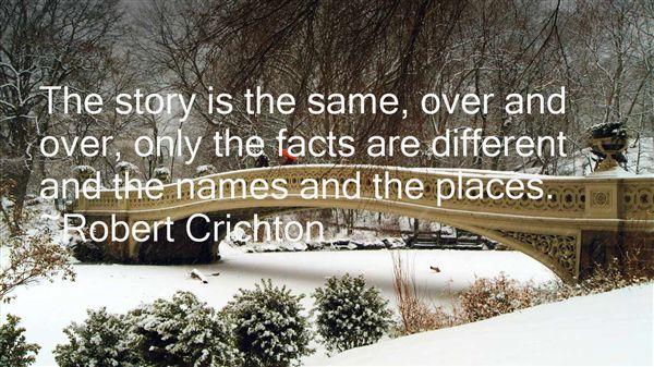 Robert Crichton Quotes