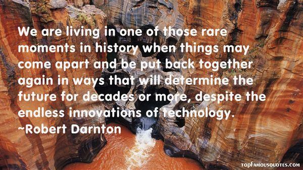 Robert Darnton Quotes