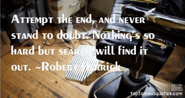 Robert Herrick Quotes
