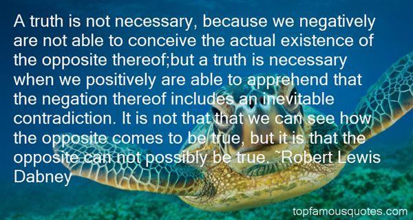 Robert Lewis Dabney Quotes