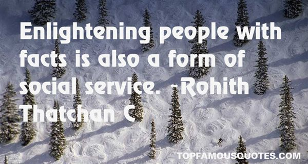 Rohith Thatchan C Quotes