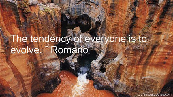 Romario Quotes