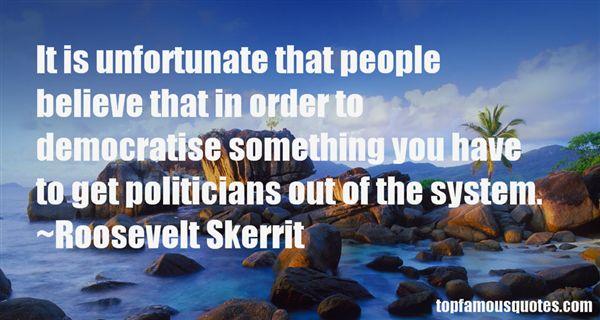 Roosevelt Skerrit Quotes