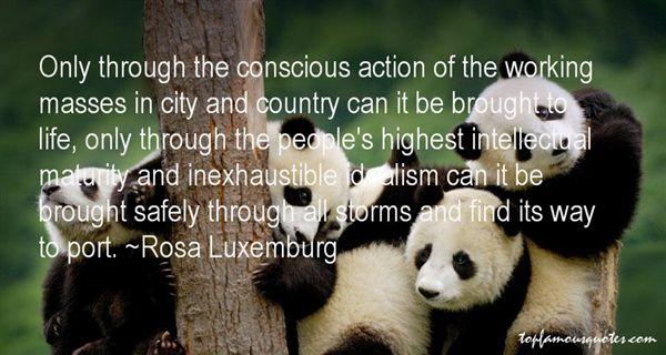 Rosa Luxemburg Quotes