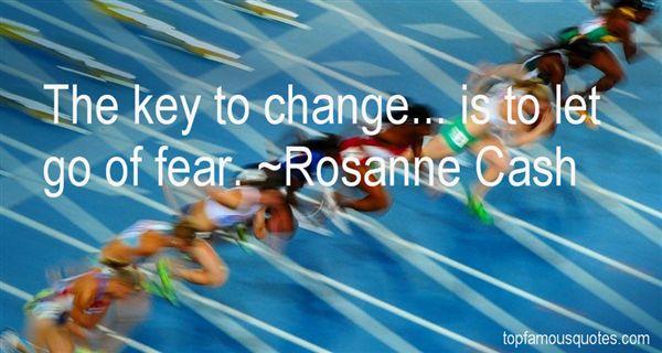 Rosanne Cash Quotes