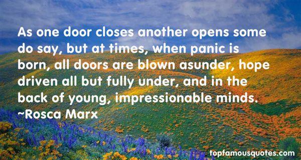 Rosca Marx Quotes