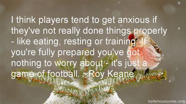 Roy Keane Quotes