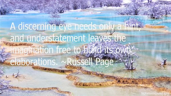Russell Page Quotes