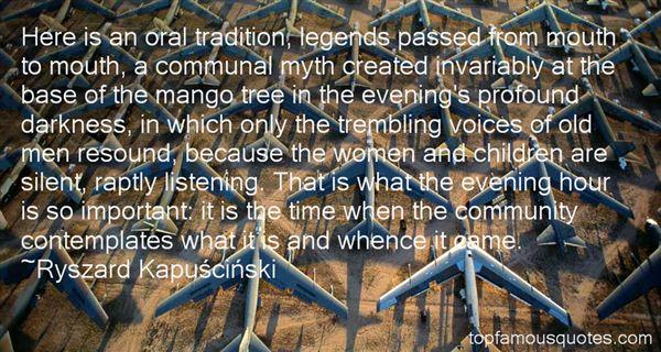 Ryszard Kapuściński Quotes