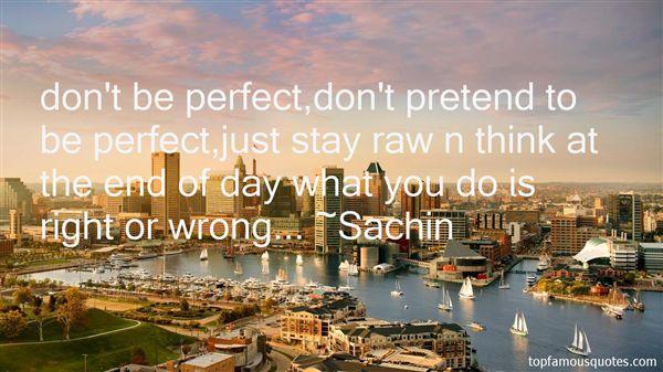 Sachin Quotes
