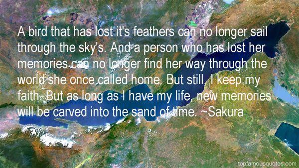 Sakura Quotes