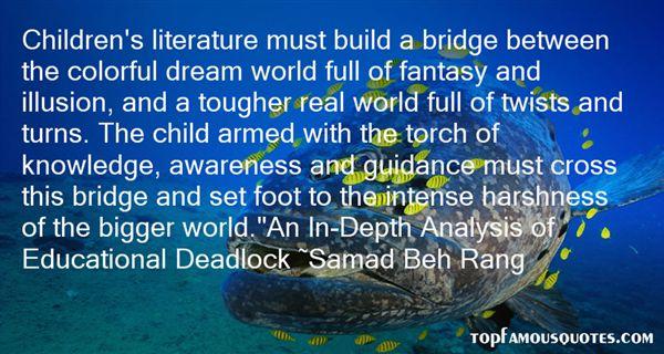 Samad Beh Rang Quotes