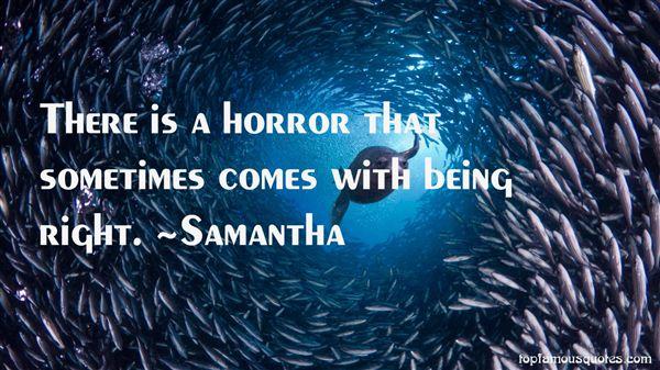 Samantha Quotes