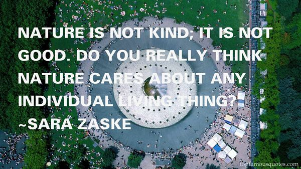 Sara Zaske Quotes